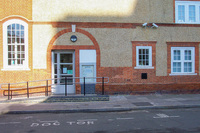 Villa Street Medical Centre Building Entrance