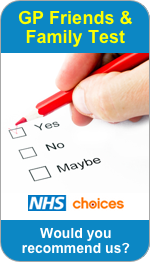 Would you recommend Villa Street Medical Centre to Friends and Family?